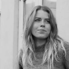 Et lille portræt af Ina Melgaard